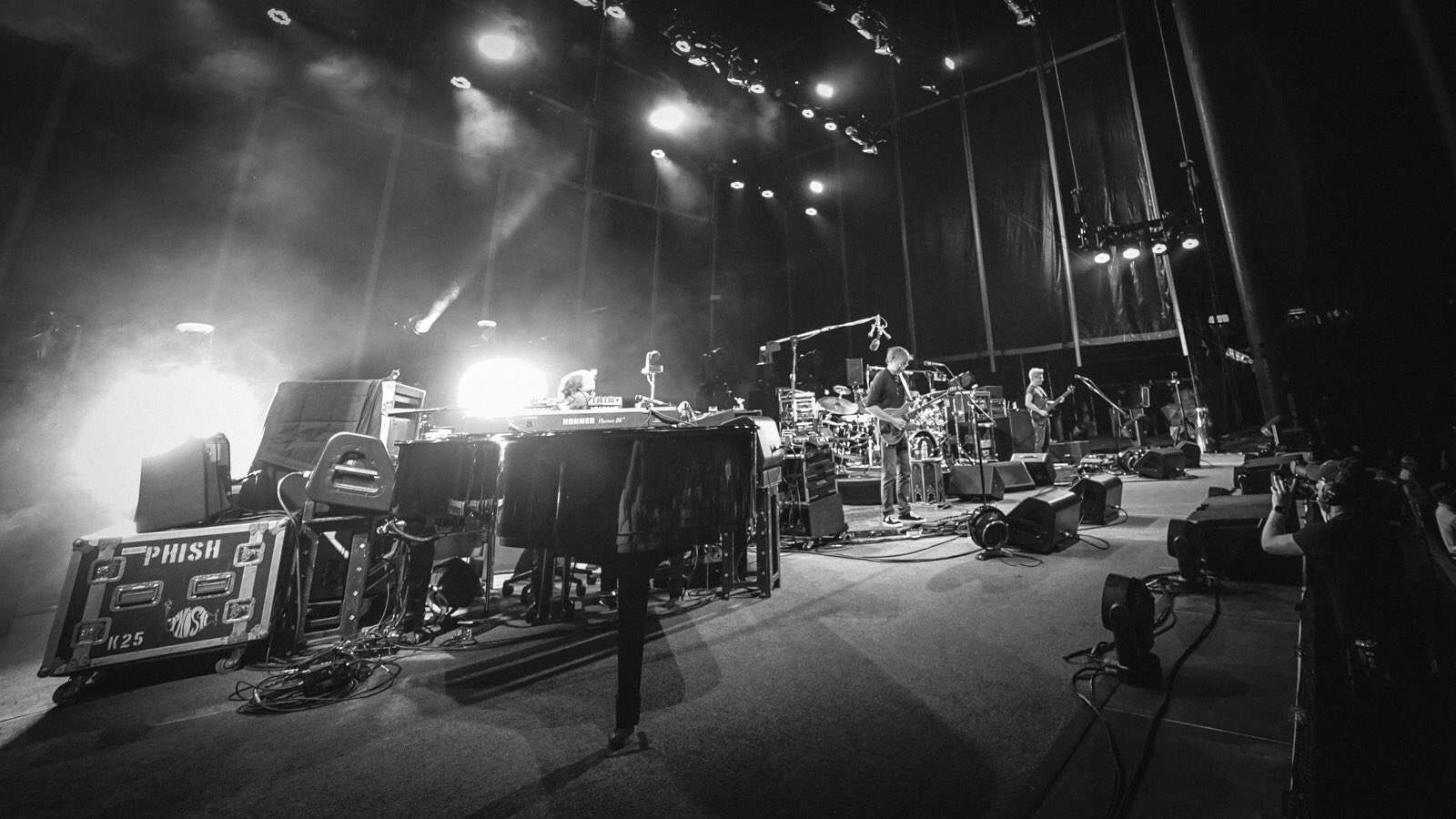 Photo © Phish (Patrick Jordan)