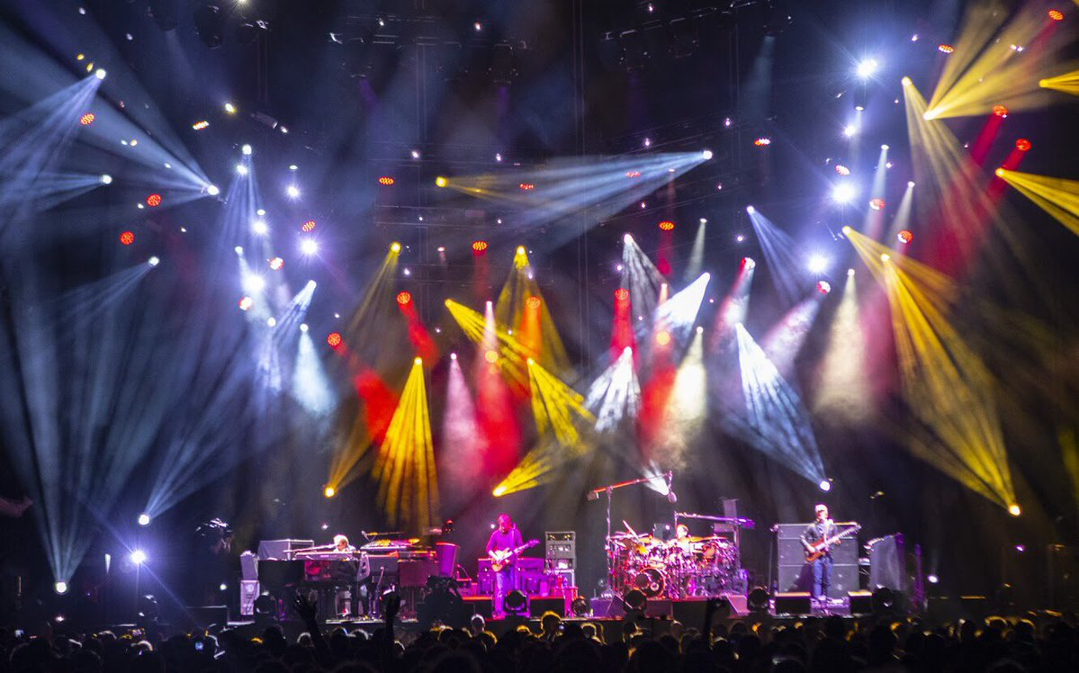 Photo © Phish, by Rene Huemer